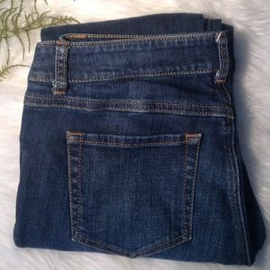 CAbi Boot Cut Jeans Size 6 NWOT